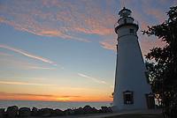 Sunrise at Marblehead Lighthouse, Ohio