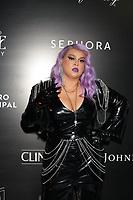 SAO PAULO, SP 17.10.2019 - BAILE-SEPHORA - Preta Gil durante baile de halloween da Sephora, realizado no Teatro Municipal de São Paulo, no centro da cidade de Sao Paulo nesta quinta-feira, 17. (Foto: Felipe Ramos / Brazil Photo Press / Folhapress)