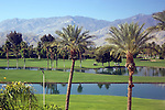 Golf course in Palm Springs, cA