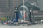 Louis Vuitton America's Cup World Series practice