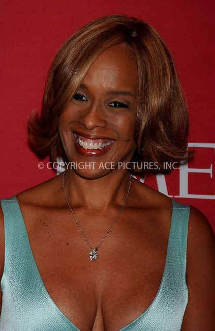 WWW.ACEPIXS.COM . . . . .....May 8, 2007. New York City.....Gayle King attends Time Magazine's 100 Most Influential People 2007 gala at Lincoln Center...  ....Please byline: Kristin Callahan - ACEPIXS.COM..... *** ***..Ace Pictures, Inc:  ..Philip Vaughan (646) 769 0430..e-mail: info@acepixs.com..web: http://www.acepixs.com