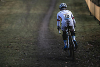 Eli Iserbyt (BEL/Marlux-Napoleon Games)<br /> <br /> U23 Men's Race<br /> UCI CX World Cup Zolder / Belgium 2017