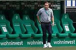 27.06.2020, wohninvest , nphgm001, WESERSTADION, Bremen, Ligaspiel, 1. Bundesliga, SV Werder Bremen vs 1. FC Koeln, im Bild Horst Heldt (Sportchef, Koeln)<br /> Foto: Joachim Sielski/Sielski-Press/Pool/gumzmedia/nordphoto<br /><br />DFL regulations prohibit any use of photographs as image sequences and/or quasi-video.<br />EDITORIAL USE ONLY<br />National and international News-Agencies OUT.