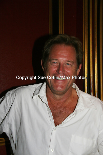 Brian Kerwin attends the show on July 30, 2009 at The Triad, New York City, New York before actors, friends, fans and family. (Photo by Sue Coflin/Max Photos)