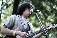 the mantles, woodsist fest, big sur