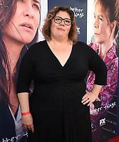 "NORTH HOLLYWOOD, CA - APRIL 19: Castin Director Felicia Fasano attends the For Your Consideration Red Carpet event for FX's ""Better Things"" at the Wolf Theatre at Saban Media Center on April 19, 2018 in North Hollywood, California. (Photo by Frank Micelotta/FX/PictureGroup)"