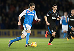 St Johnstone v Rangers&hellip;13.10.17&hellip;  McDiarmid Park&hellip;  SPFL<br />