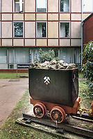 Mineralogisches Museum, Grindelallee 4, Hamburg, Deutschland<br /> Mineralogical museum, Grindelallee 4, Hamburg, Germany
