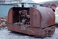 BNPS.co.uk (01202 558833)<br /> Pic: ChrisGrimes/GRMT<br /> <br /> Before the restoration 2182 was in a sorry state.