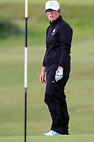 Emily Toy (ENG) on the 7th green during the Matchplay Final of the Women's Amateur Championship at Royal County Down Golf Club in Newcastle Co. Down on Saturday 15th June 2019.<br /> Picture:  Thos Caffrey / www.golffile.ie