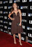 LOS ANGELES, CA - OCTOBER 24: Actress Carlotta Montanari arrives at the premiere of Electric Entertainment's 'LBJ' at the Arclight Theatre on October 24, 2017 in Los Angeles, California.