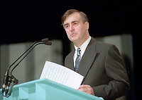 Montreal (Qc) CANADA 1995 File Photo -  Lucien Bouchard