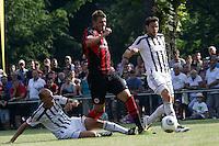 Alex Meier (Eintracht) - Eintracht Frankfurt vs. VfR Aalen