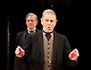 An Ideal Husband by Oscar Wilde<br /> at Festival Theatre Chichester, Great Britain <br /> 25th November 2014 <br /> <br /> directed by Rachel Kavanaugh <br /> <br /> <br /> <br /> Robert Bathurst as Sir Robert Chiltern <br /> <br /> Edward Fox as The Earl of Caversham <br /> <br /> <br /> <br /> <br /> <br /> Photograph by Elliott Franks <br /> Image licensed to Elliott Franks Photography Services