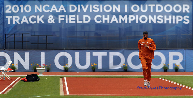 12 JUNE 2010:    during the Division I Men's and Women's Track and Field Championship held at Hayward Field on the University of Oregon campus in Eugene, OR.  Chebon-Mwei won the race with a time of 8:47.10.  Steve Dykes/NCAA Photos