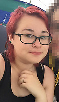 Pictured: Lauren Griffiths, the woman who was killed in a house in Glynrhondda Street, Cardiff. <br /> Re: Police are investigating a murder following the death of a 21-year-old woman.<br /> They were called to Glynrhondda Street in the Cathays area of in Cardiff, south Wales, following reports of an incident on Tuesday after 6pm.<br /> A 22-year-old man has been arrested in connection by South Wales Police.
