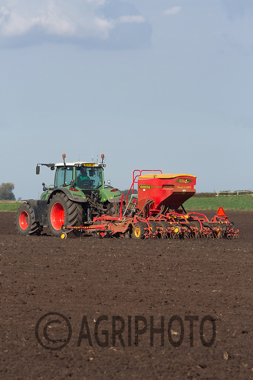 Drilling Winter Wheat in the Lincolnshire Fens<br /> Picture Tim Scrivener 07850 303986<br /> tim@agriphoto.com<br /> &hellip;.covering agriculture in the UK&hellip;.