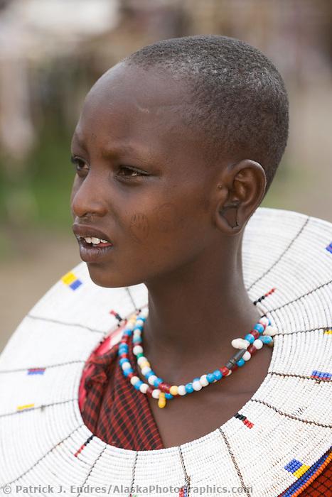 Masai village, Tanzania, Africa