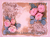 Interlitho-Alberto, FLOWERS, BLUMEN, FLORES, photos+++++,roses, parchment,KL16574,#f#, EVERYDAY ,rose,roses
