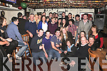 Gene Murphy celebrated his 21st Birthday on Friday 21 Jan 2011 at O'Donnells Bar in Cloghane with family and friends