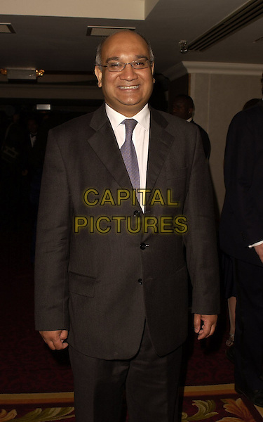 KEITH VAZ MP.The Eastern Eye Asian Business Awards 2006 at the Grovesnor House Hotel in London, UK..April 19, 2006 .Ref: CAN.half length black suit jacket.www.capitalpictures.com.sales@capitalpictures.com.© Capital Pictures.