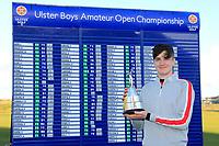 Ulster Boys Championship 2018