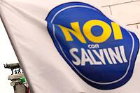 Manifestazione di Noi con Salvini - Casapound<br /> Roma 23-06-2015 Campidoglio, Manifestazione per chiedere le dimissioni di Ignazio Marino da sindaco.<br /> Photo Samantha Zucchi Insidefoto