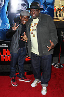 "LOS ANGELES, CA, USA - APRIL 16: Croix Kyles, Cedric the Entertainer at the Los Angeles Premiere Of Open Road Films' ""A Haunted House 2"" held at Regal Cinemas L.A. Live on April 16, 2014 in Los Angeles, California, United States. (Photo by Xavier Collin/Celebrity Monitor)"