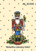 CHRISTMAS SYMBOLS, WEIHNACHTEN SYMBOLE, NAVIDAD SÍMBOLOS, paintings+++++,KL6156C,#xx#