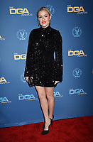 HOLLYWOOD, CA - FEBRUARY 02: Kathleen Robertson attends the 71st Annual Directors Guild Of America Awards at The Ray Dolby Ballroom at Hollywood & Highland Center on February 02, 2019 in Hollywood, California.<br /> CAP/ROT/TM<br /> ©TM/ROT/Capital Pictures