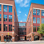 Arena District Office Building Exteriors