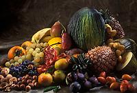 Gastronomie Générale: Fruits tropicaux et exotiques
