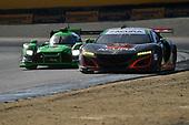 IMSA WeatherTech SportsCar Championship<br /> AMERICA'S TIRE 250<br /> Mazda Raceway Laguna Seca<br /> Monterey, CA USA<br /> Saturday 24 September 2017<br /> 86, Acura, Acura NSX, GTD, Oswaldo Negri Jr., Jeff Segal<br /> World Copyright: Richard Dole<br /> LAT Images<br /> ref: Digital Image RD_LS_17_312