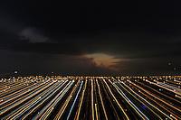Lights of E Oakland Park Blvd