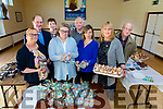 Tralee Rugby Club  Cake Sale at the St. Brendans Pastoral Centre on Sunday Fundraiser for the U18 rugby team Pictured fiona O'Shea, Fr. Padraig Walsh, Theresa Kelliher, Regina Dolan, Tom Tansley, Aine Mcgillicuddy, Helen O'Connor,  Ivor Healy