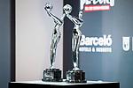 "Platino awards at the presentation of the ""Premios Platino"" at Palacio de Cristal in Madrid. April 07, 2017. (ALTERPHOTOS/Borja B.Hojas)"