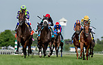 August 10, 2019 : Valid Point #7, ridden by Javier Castellano, wins the Secretariat Stakes during Arlington Million Day at Arlington International Racecourse in Arlington Heights, Illinois. Scott Serio/Eclipse Sportswire/CSM