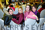 Enjoying the Adapt Charity Shop Fashion Show in aid of Adapt Kerry Women's Refuge on Friday. were Leanne Quirke, Rebecca Birch, norisa Birch and Bridgetta Birch