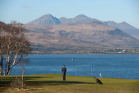 Killarney Golf Club, nestled on the shores of Lough lein, KilLarney, Ireland..Picture by Don MacMonagle