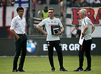 22.04.2018, Commerzbank - Arena, Frankfurt, GER, 1.FBL, Eintracht Frankfurt vs Hertha BSC , <br />