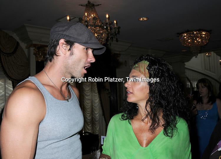 Austin Peck and Teresa Giudice