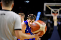 Saints&rsquo; Rob Lee in action during the NBL - Cigna Saints v Bay Hawks at TSB Bank Arena, Wellington, New Zealand on Friday 12 April 2019. <br /> Photo by Masanori Udagawa. <br /> www.photowellington.photoshelter.com