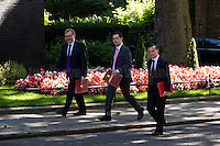 (From L to R) David Mundell MP (Secretary of State for Scotland), James Brokenshire MP (Secretary of State for Northern Ireland) & Alun Cairns MP (Secretary of State for Wales).<br />