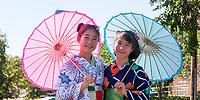 Bon Odori Festival 2015, Seattle, Washington State, WA, America, USA.