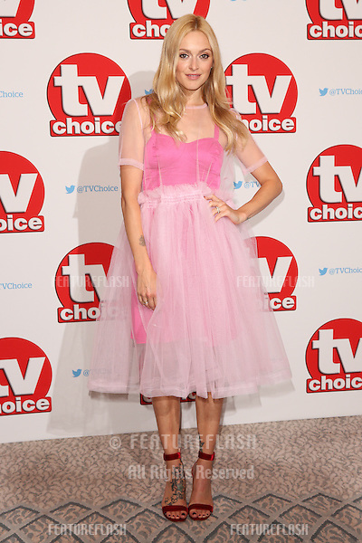 Fearne Cotton at The TVChoice Awards 2016 at the Dorchester Hotel, London. <br /> September 5, 2016  London, UK<br /> Picture: James Smith / Featureflash