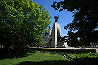 Ottawa (ON) CANADA - Mai 21, 2012 --  War Monument...