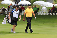 Jason Day (AUS) and Colin Swatton walk to the 16th green during Sunday's Final Round of the WGC Bridgestone Invitational 2017 held at Firestone Country Club, Akron, USA. 6th August 2017.<br /> Picture: Eoin Clarke | Golffile<br /> <br /> <br /> All photos usage must carry mandatory copyright credit (&copy; Golffile | Eoin Clarke)