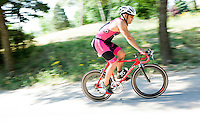 05 JUN 2010 - MADRID, ESP - Marcos Rodriguez Balina - Spanish Age Group Triathlon Championships (PHOTO (C) NIGEL FARROW)