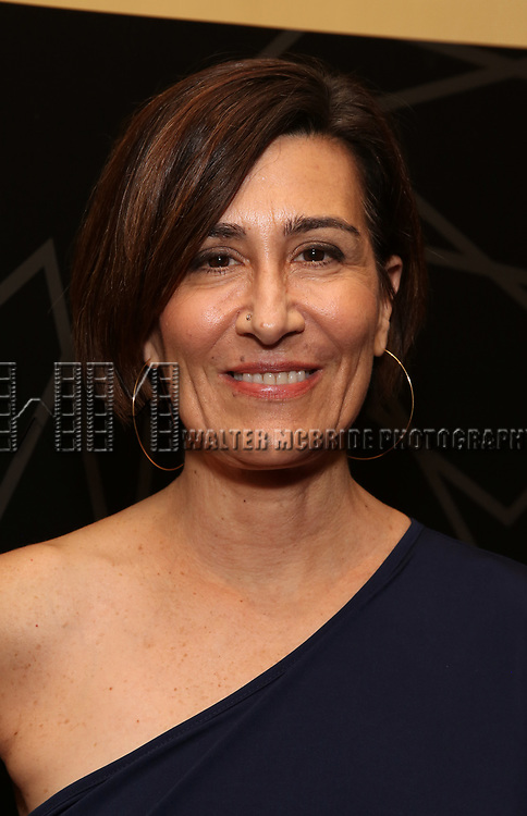 """Jeanine Tesori attends the New York City Center Celebrates 75 Years with a Gala Performance of """"A Chorus Line"""" at the City Center on November 14, 2018 in New York City."""