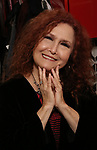 Melissa Manchester backstage at 'Tis The Season Jamie deRoy & Friends Holiday Show' at the Birdland on December 11, 2017 in New York City.